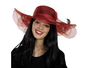 Αποκριάτικο καπέλο Ντίβα