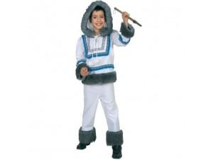 Αποκριάτικη στολή Αγόρι Εσκιμώος