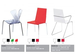 Καρέκλα επαγγελματικού χώρου RABBIT - SNAKE