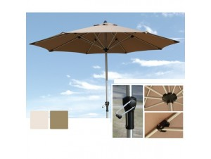 Ομπρέλα Αλουμινίου 2.7 m