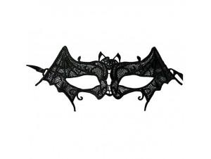 Αποκριάτικη Μάσκα ματιών με δαντέλα