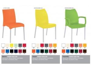 Καρέκλα επαγγελματικού χώρου MAYA-TULIP