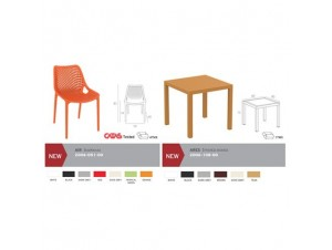 Καρέκλα επαγγελματικού χώρου AIR