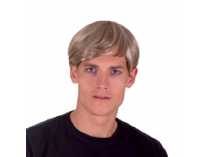 Αποκριάτικη Περούκα Όμορφο Αγόρι