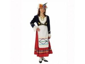 Παραδοσιακή Στολή Κερκυραία