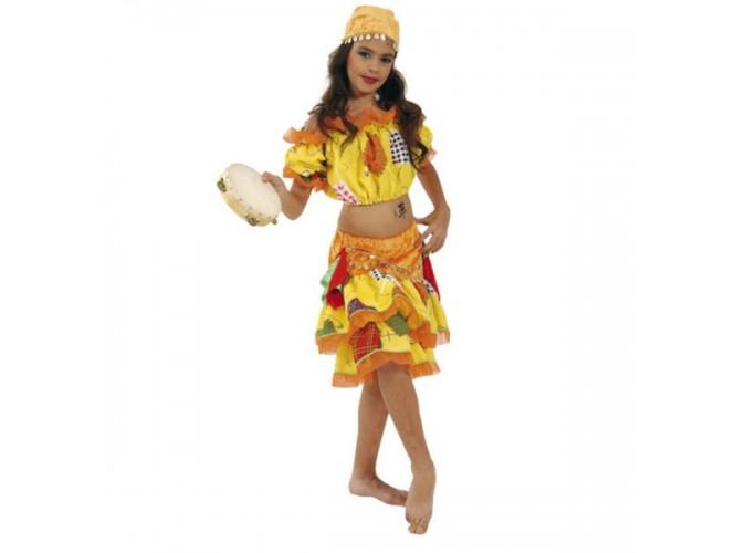 Αποκριάτικη στολή Κορίτσι Εσμεράλδα