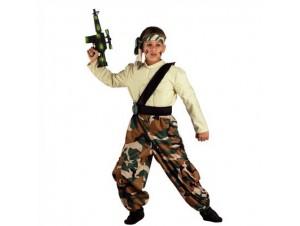 Αποκριάτικη στολή Ράμπο Αγόρι