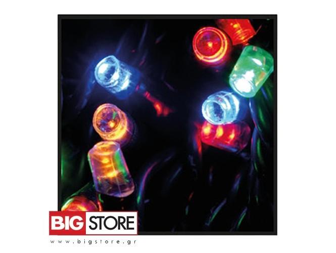 180 LED Πολύχρωμα λαμπάκια με 8 προγράμματα ΠΠ