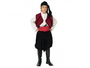 Παραδοσιακή στολή Μανιάτης