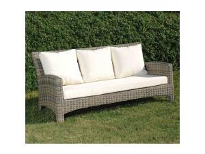 Καναπές κήπου Wicker 154522