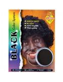 Αποκριάτικo μακιγιάζ Μαύρη βάση