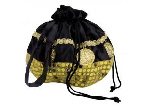 Αποκριάτικη τσάντα Χανουμισσας