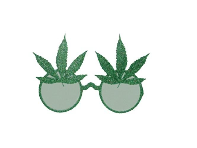 Αποκριάτικα γυαλιά Μαριχουάνα