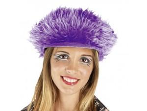 Αποκριάτικο γούνινο καπέλο