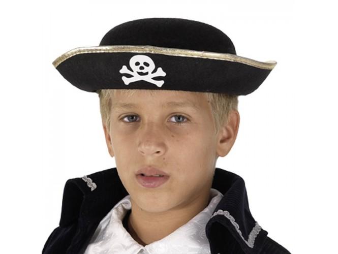 Αποκριάτικο Παιδικό καπέλο Πειρατή