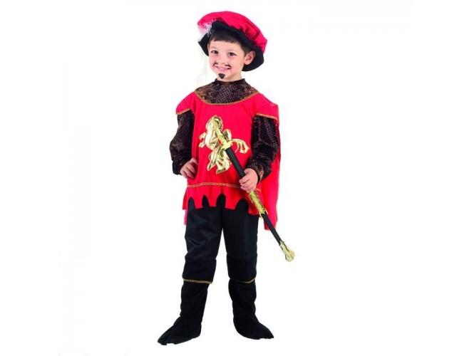 Αποκριάτικη στολή Αγόρι Ιππότης Λάνσελοτ