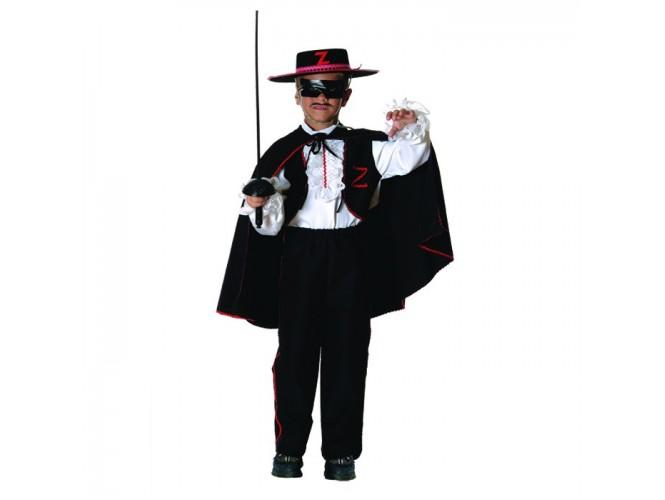 Αποκριάτικη στολή Αγόρι Μαύρος Καβαλάρης
