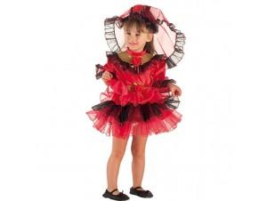 Αποκριάτικη στολή Μικρή Σπανιόλα bebe -5689