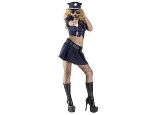 Αποκριάτικη στολή Σέξι Αστυνομικίνα