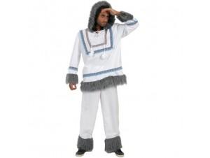 Αποκριάτικη στολή Εσκιμώος