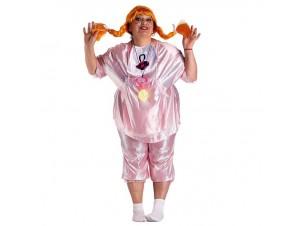 Αποκριάτικη στολή Ροζ Μωρό