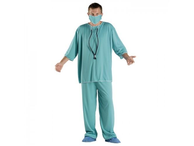 Αποκριάτικη στολή Χειρουργός