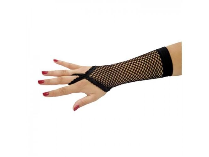 Αποκριάτικα διχτυωτά γάντια