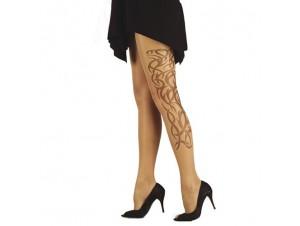 Αποκριάτικο Kαλσόν τατουαζ