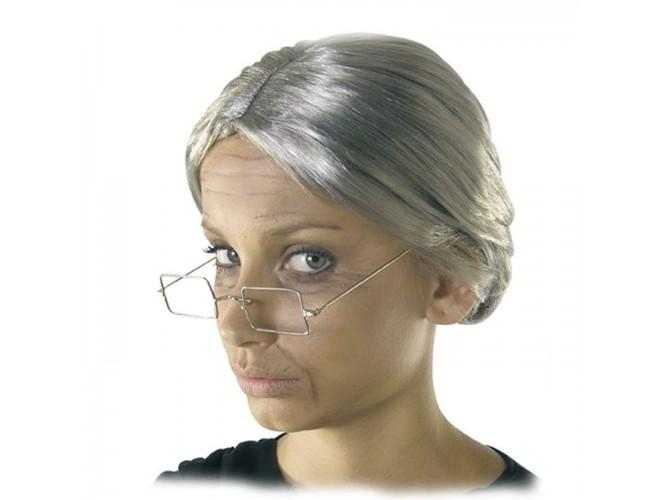 Αποκριάτικη Περούκα Γιαγιά