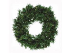 Χριστουγεννιάτικο Παραδοσιακό στεφάνι Αυγούστα 120 εκατ.
