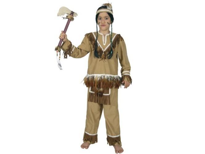 Αποκριάτικη στολή Αγόρι Ινδιάνος