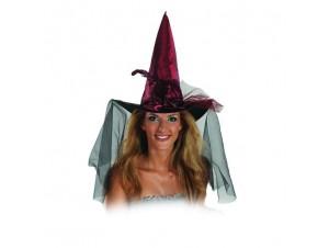 Αποκριάτικο καπέλο μάγισσας
