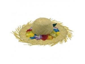 Αποκριάτικο καπέλο Χαβανέζας