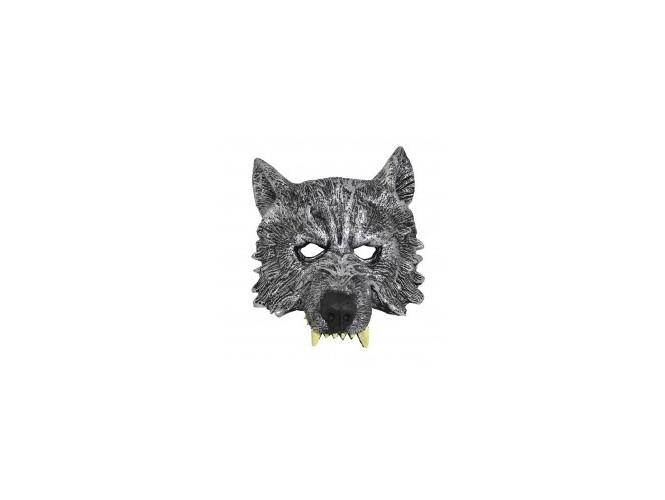 Παιδική μάσκα λυκος