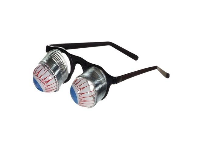 Γυαλιά με τα μάτια έξω