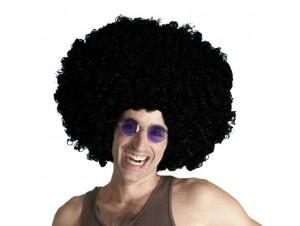 Αποκριάτικη Περούκα Αφρο Μπούκλες