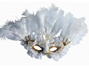 Μάσκα Ματιών με φτερά