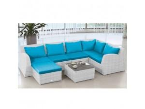 Καθιστικό κήπου Rattan Luxury