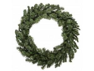 Παραδοσιακό Χριστουγεννιάτικο Στεφάνι 11074 60 εκ