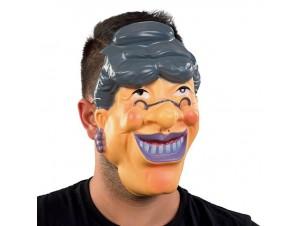 Αποκριάτικη μάσκα Γιαγιά