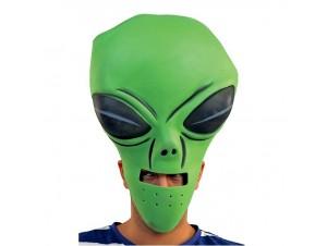 Αποκριάτικη μάσκα Γίγας Εξωγήινος