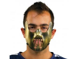 Αποκριάτικη μάσκα Σιωπή των Αμνών