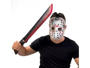 Αποκριάτικο Σετ Σπαθί με Μάσκα