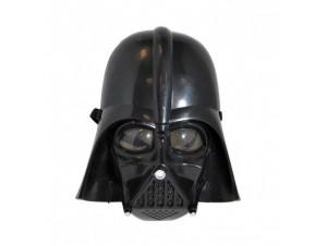 Αποκριάτικη μάσκα Μαύρου Μαχητή