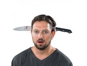 Αποκριάτικη στέκα -Μαχαίρι με αίμα