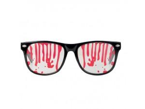 Αποκριάτικα Γυαλιά με αίμα