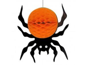 Αποκριάτικο διακοσμητικό Αράχνη