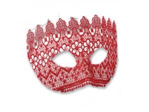 Αποκριάτικη μάσκα Δαντέλα Απλικέ