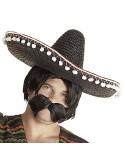 Αποκριάτικη Περούκα Μεξικάνου