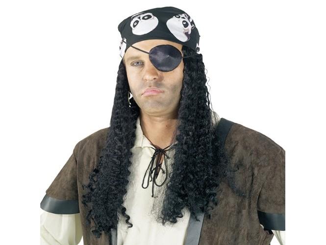 Αποκριάτικη Περούκα Πειρατή